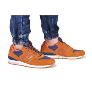 נעלי הליכה ניו באלאנס לגברים New Balance MRL996 - כתום