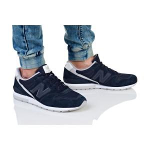 נעלי הליכה ניו באלאנס לגברים New Balance MRL996 - אפור/כחול