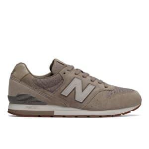 נעלי סניקרס ניו באלאנס לגברים New Balance MRL996 - חום בהיר