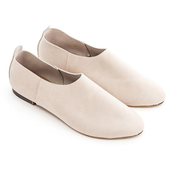 נעליים יופי לנשים Yoopi Yoopi - בז'