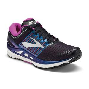 נעליים ברוקס לנשים Brooks Transcend 5 - שחור/סגול