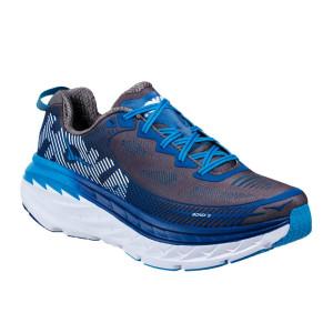 נעליים הוקה לגברים Hoka One One Bondi 5 - כחול כהה