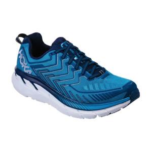 נעליים הוקה לגברים Hoka One One Clifton 4 - כחול