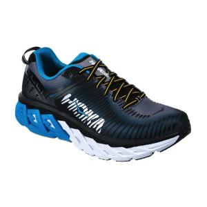 נעליים הוקה לגברים Hoka One One ARAHI 2 WIDE - שחור/אפור