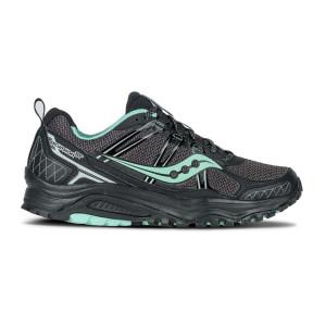 נעליים סאקוני לנשים Saucony Excursion TR10 - שחור/תכלת