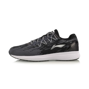נעלי אימון לי נינג לגברים Li-Ning Athletic Sneaker - שחור/לבן
