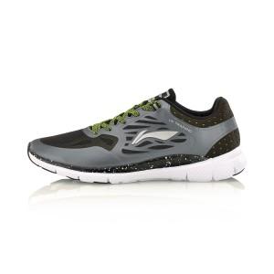 נעלי אימון לי נינג לגברים Li-Ning Authentic sneakers - אפור/שחור