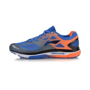 נעלי אימון לי נינג לגברים Li-Ning Breathable Textile - כחול/כתום