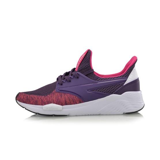 נעלי אימון לי נינג לנשים Li-Ning Exceed Classic - סגול/ורוד
