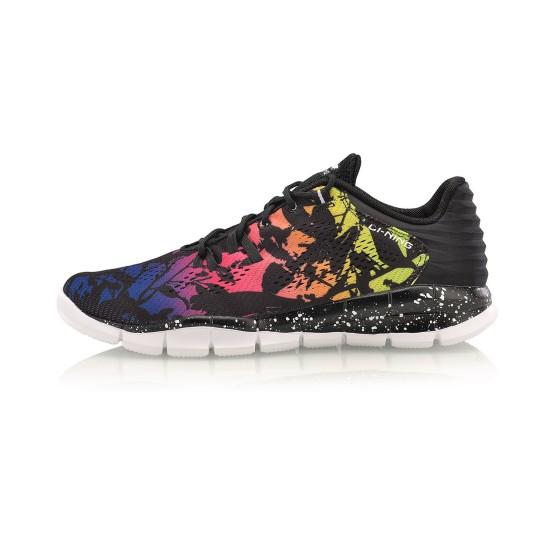 נעלי אימון לי נינג לגברים Li-Ning Light Quick XT - צבעוני/שחור