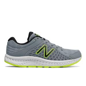 נעליים ניו באלאנס לגברים New Balance M420 - אפור/צהוב