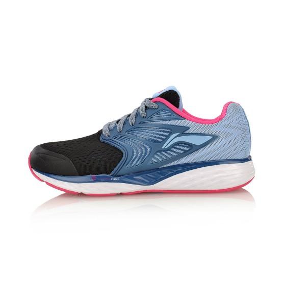 נעליים לי נינג לנשים Li-Ning Mesh Surface - שחור/סגול