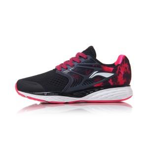 נעליים לי נינג לנשים Li-Ning Mesh Surface - שחור/אדום