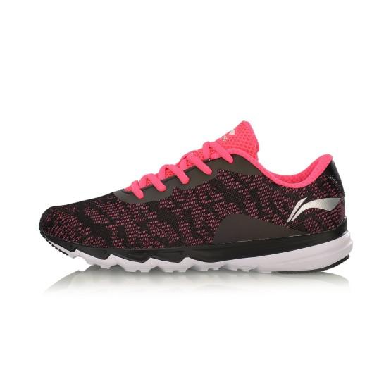 נעליים לי נינג לנשים Li-Ning Reflective Running - שחור/ורוד