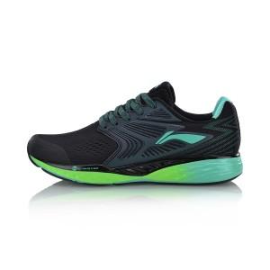 נעליים לי נינג לגברים Li-Ning Smart Chip - שחור/ירוק