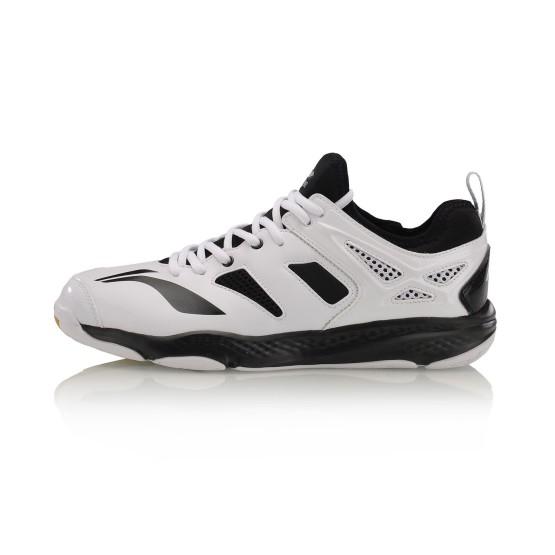 נעלי אימון לי נינג לגברים Li-Ning TUFF RB - שחור/לבן