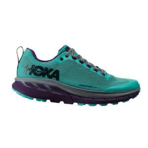 נעליים הוקה לנשים Hoka One One Challenger ATR 4 - טורקיז
