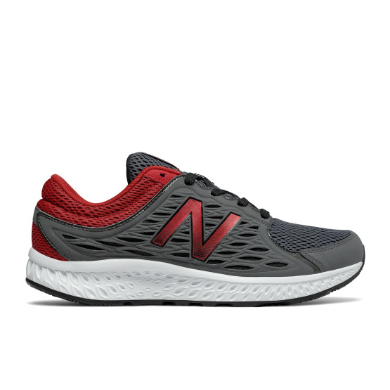 נעליים ניו באלאנס לגברים New Balance M420 - אפור/אדום
