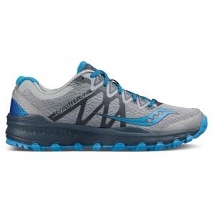 נעליים סאקוני לנשים Saucony GRID CALIBER TR - אפור/כחול