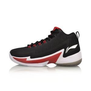 נעלי כדורסל לי נינג לגברים Li-Ning C.J. McCollum Power - שחור/אדום