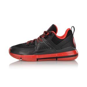נעלי כדורסל לי נינג לגברים Li-Ning Way of Wade 6 - שחור/אדום