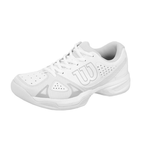 נעלי טניס וילסון לגברים Wilson Rush Open - לבן