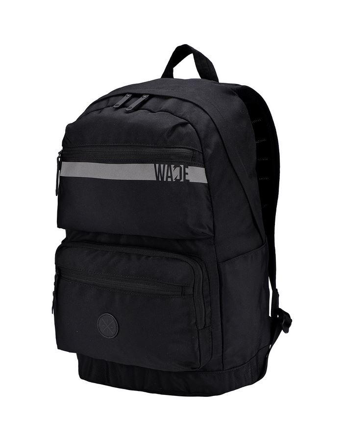 אביזרים לי נינג לנשים Li-Ning Wade Training Backpack - שחור מלא