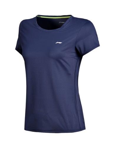 מוצרי לי נינג לנשים Li-Ning Sweat Shirt - כחול כהה