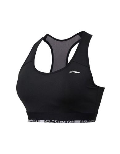 מוצרי לי נינג לנשים Li-Ning Professional Sport Bra - שחור