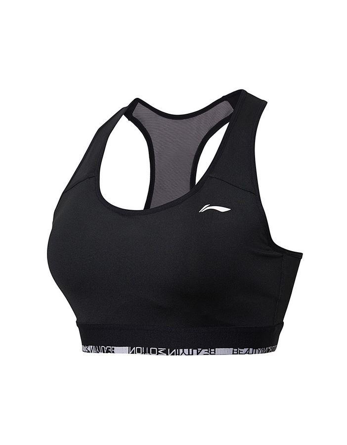 ביגוד לי נינג לנשים Li-Ning Professional Sport Bra - שחור