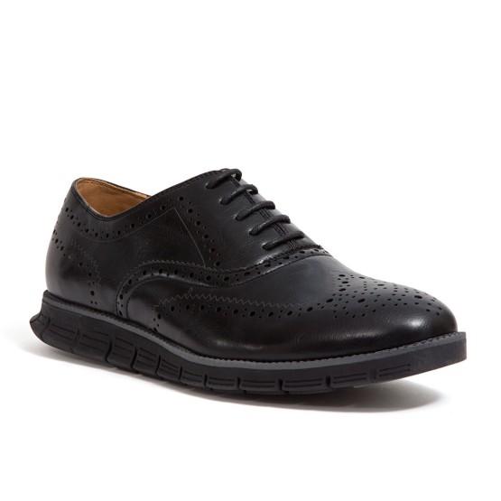 נעליים אלגנטיות דיר סטאגס לגברים DEER STAGS BENTON - שחור