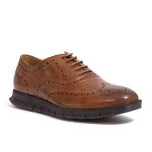 נעליים אלגנטיות דיר סטאגס לגברים DEER STAGS BENTON - חום