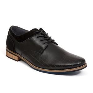 נעליים אלגנטיות דיר סטאגס לגברים DEER STAGS CALGARY - שחור