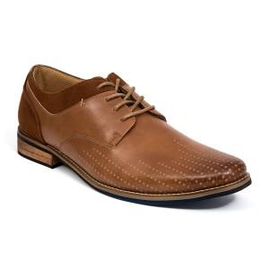 נעליים אלגנטיות דיר סטאגס לגברים DEER STAGS CALGARY - חום