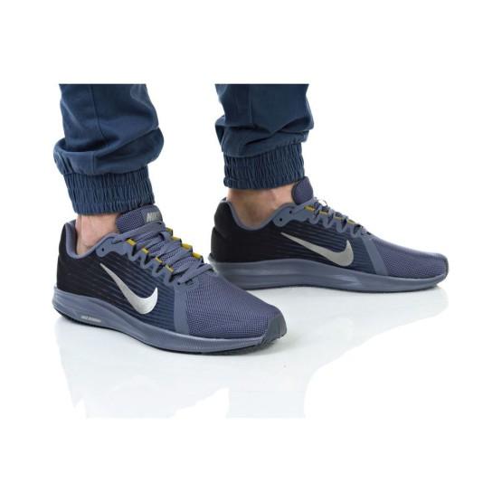 נעליים נייק לגברים Nike downshifter 8 - אפור/שחור