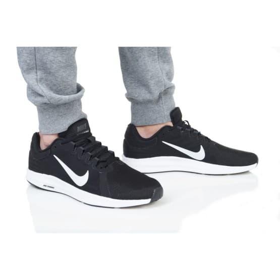 נעליים נייק לגברים Nike downshifter 8 - שחור/לבן