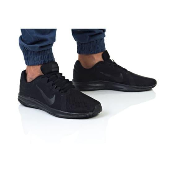 נעליים נייק לגברים Nike downshifter 8 - שחור מלא