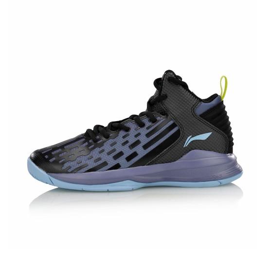 נעלי כדורסל לי נינג לגברים Li-Ning Dominator - שחור/אפור