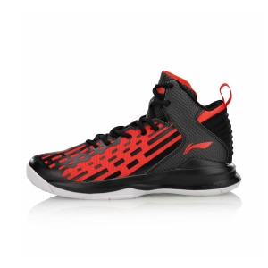 נעלי כדורסל לי נינג לגברים Li-Ning Dominator - שחור/אדום