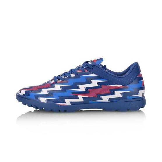 מוצרי לי נינג לגברים Li-Ning Football Training - כחול/אדום