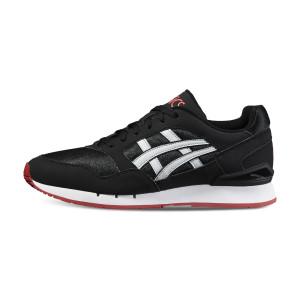 נעליים אסיקס טייגר לגברים Asics Tiger Gel Atlantis - שחור/לבן