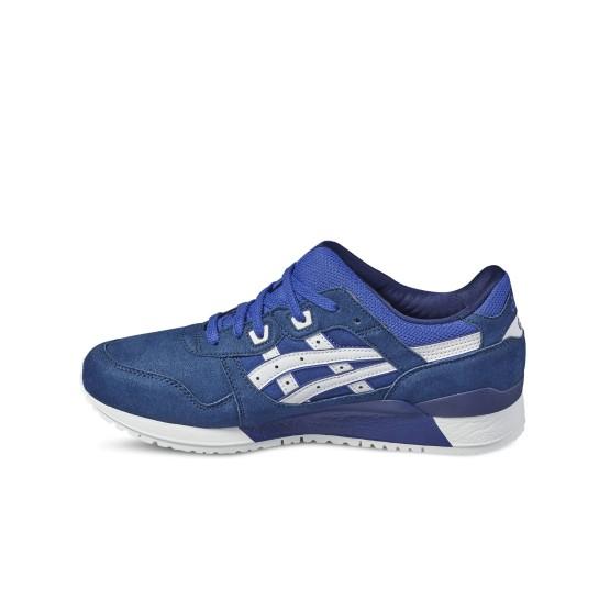 מוצרי אסיקס לגברים Asics Gel Lyte III - כחול/לבן