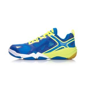 נעלי אימון לי נינג לגברים Li-Ning HIGH LEVEL CLUB - כחולסגולצהוב