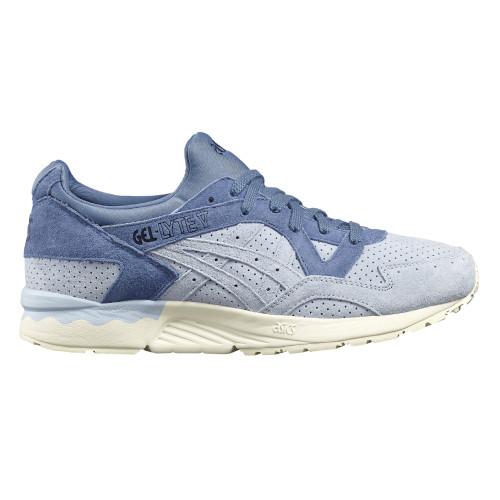נעליים אסיקס טייגר לגברים Asics Tiger Gel Lyte V - כחול/תכלת