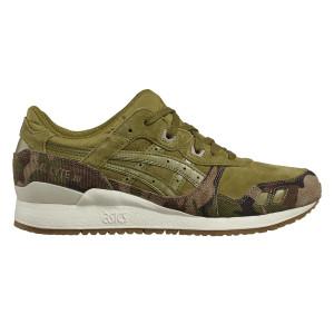 נעליים אסיקס טייגר לגברים Asics Tiger Gel Lyte III - ירוק
