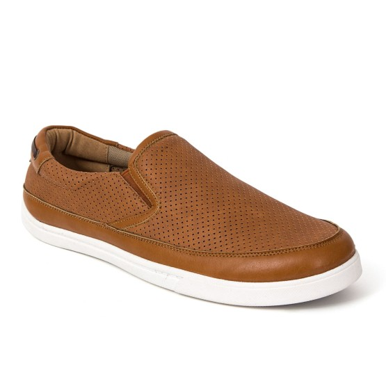 נעליים אלגנטיות דיר סטאגס לגברים DEER STAGS HARRISON - חום