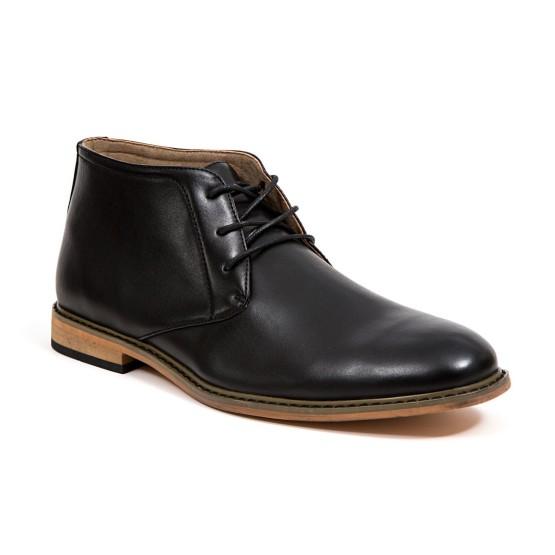 נעליים אלגנטיות דיר סטאגס לגברים DEER STAGS JAMES - שחור