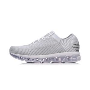 נעליים לי נינג לנשים Li-Ning LN ARC Air Cushion - לבן/אפור