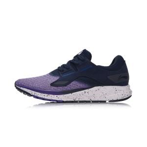 נעליים לי נינג לנשים Li-Ning Lightweight Running - אפור/סגול