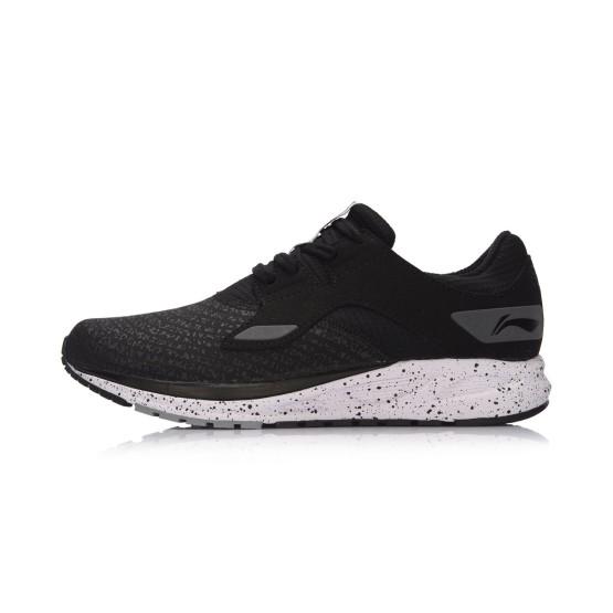 נעליים לי נינג לנשים Li-Ning Lightweight Running - שחור/אפור